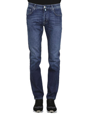 a sigaretta - Jeans PW688 in denim stretch