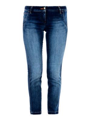 Jacob Cohen: skinny jeans - Chloé Summer low-rise jeans