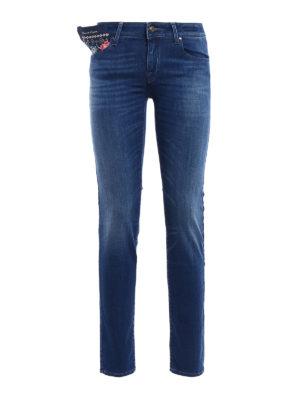 Jacob Cohen: skinny jeans - Jocelyn Slim stretch denim jeans