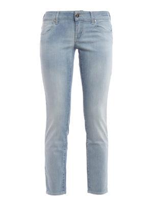 Jacob Cohen: skinny jeans - Kristel crop slim jeans