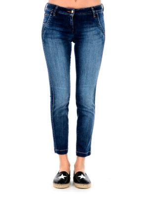 Jacob Cohen: skinny jeans online - Chloé Summer low-rise jeans