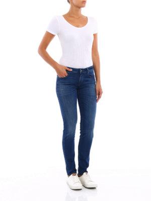 Jacob Cohen: skinny jeans online - Jocelyn Slim stretch denim jeans