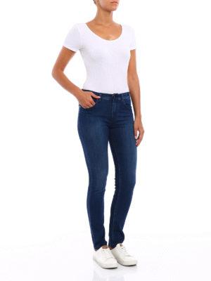 Jacob Cohen: skinny jeans online - Kimberly Slim stretch denim jeans