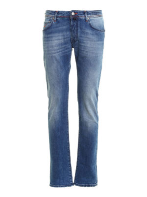 Jacob Cohen: straight leg jeans - 622 Denim jeans