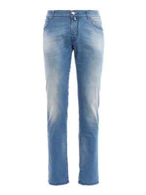 Jacob Cohen: straight leg jeans - J622 Comf denim jeans