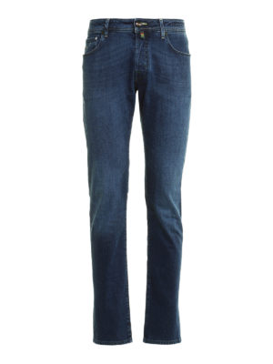 Jacob Cohen: straight leg jeans - J622 exclusive denim jeans