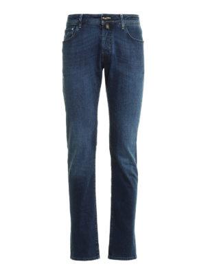 Jacob Cohen: straight leg jeans - J622 exclusive denim jeans