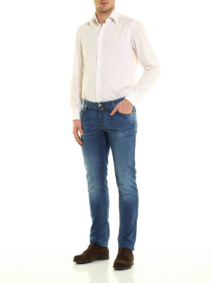 Jacob Cohen: straight leg jeans online - 622 Washed jeans
