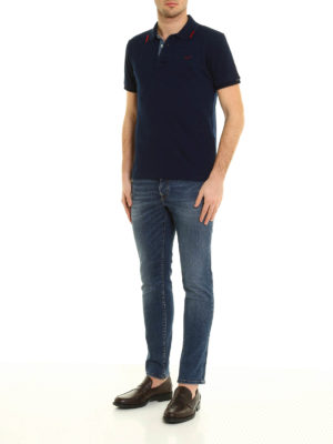 Jacob Cohen: straight leg jeans online - Buddy denim comfy jeans