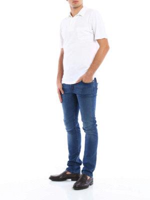 Jacob Cohen: straight leg jeans online - Denim classic jeans