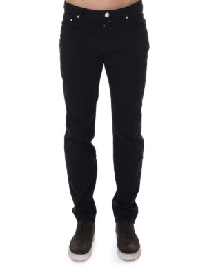 Jacob Cohen: straight leg jeans online - Denim tailored jeans