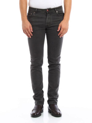 Jacob Cohen: straight leg jeans online - J688 Comf tailored jeans
