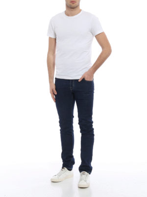 Jacob Cohen: straight leg jeans online - Light denim jeans