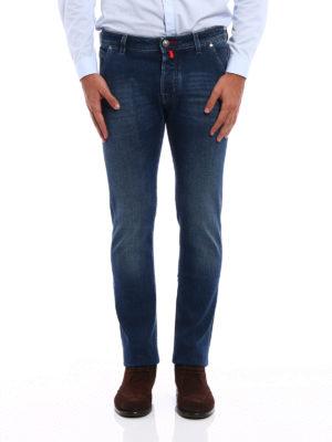 Jacob Cohen: straight leg jeans online - Style 613 comf classic jeans