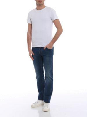 Jacob Cohen: straight leg jeans online - Style 622 comfort jeans