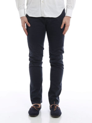 Jacob Cohen: straight leg jeans online - Tailored jeans