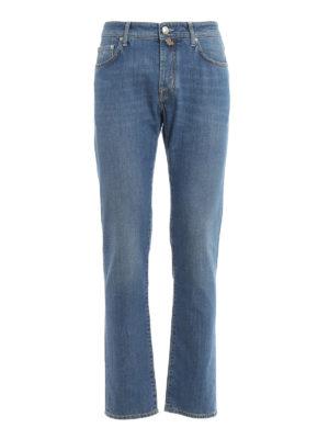 688 Ikrix Cohen Tinti Jacob Con Jeans Style Neri Naturale Indaco 3A5L4jR