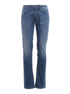 Jacob Cohen: straight leg jeans - Tailored jeans