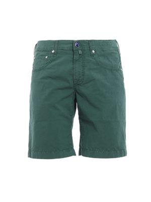 Jacob Cohen: Trousers Shorts - J663 cotton shorts