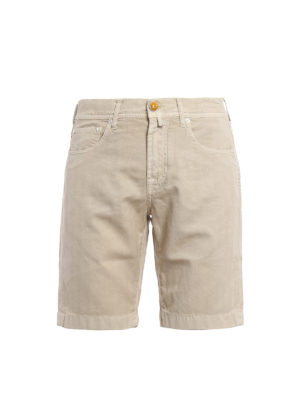 Jacob Cohen: Trousers Shorts - J663 cotton shorts
