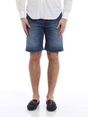 Jacob Cohen: Trousers Shorts online - J663 cotton denim shorts
