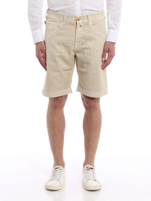 Jacob Cohen: Trousers Shorts online - J663 cotton shorts