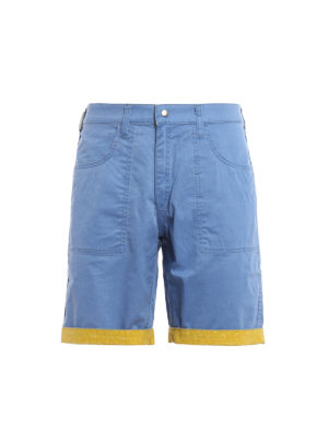 Jacob Cohen: Trousers Shorts - Reversible bermuda shorts