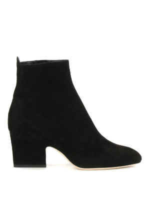 Jimmy Choo: ankle boots - Autumn 65 suede ankle boots