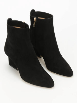Jimmy Choo: ankle boots online - Autumn 65 suede ankle boots