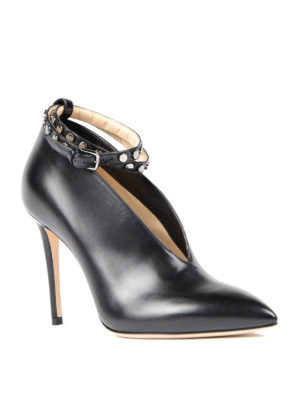 Jimmy Choo: ankle boots online - Lark booties with strap
