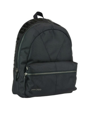 Jimmy Choo: backpacks online - Reed canvas backpack