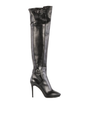Jimmy Choo: boots - Derby 100 high boots