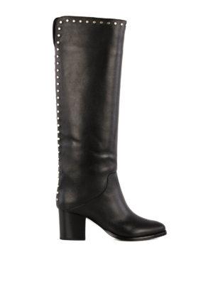 Jimmy Choo: boots - Monroe 65 studded boots