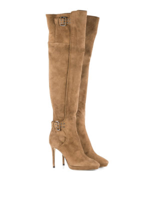 Jimmy Choo: boots online - Derby 100 high boots