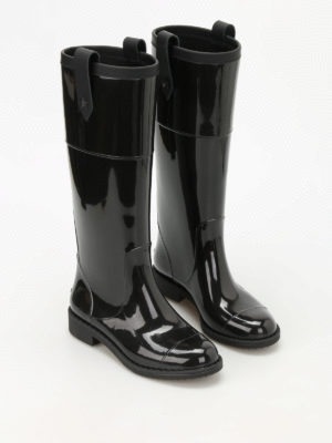 Jimmy Choo: boots online - Edith Flat rain boots