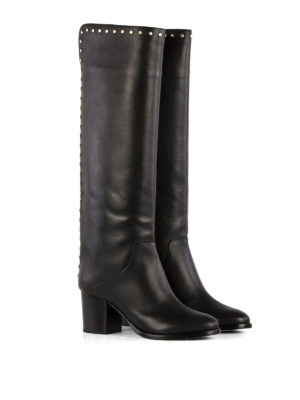 Jimmy Choo: boots online - Monroe 65 studded boots