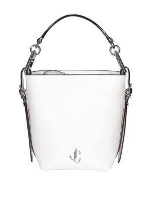 JIMMY CHOO: Bucket bags - Varenne bucket bag