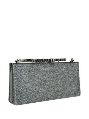 Jimmy Choo: clutches online - Celeste crystal clutch