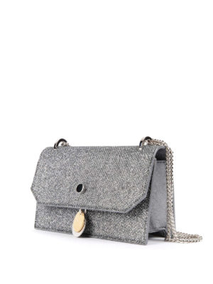 Jimmy Choo: clutches online - Finley snake effect leather bag