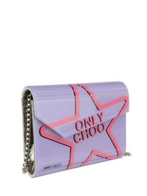Jimmy Choo: clutches online - I Want Choo clutch