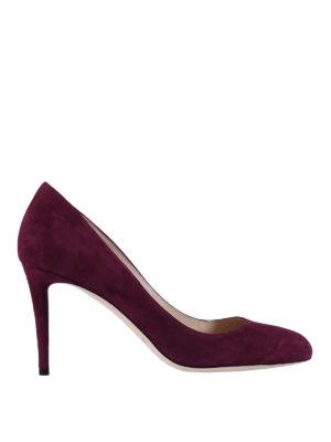 Jimmy Choo: court shoes - Bridget suede pumps