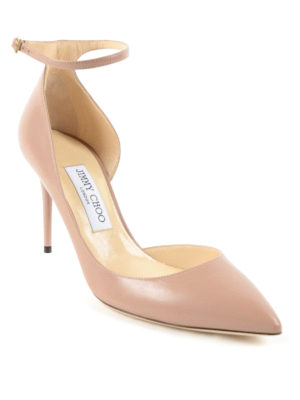 Jimmy Choo: court shoes online - Lucy pumps