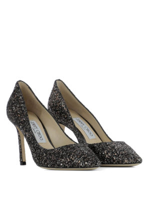 Jimmy Choo: court shoes online - Romy 85 leather pumps
