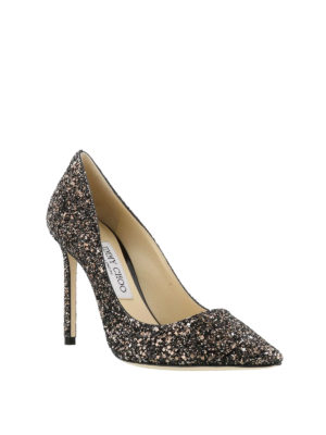 Jimmy Choo: court shoes online - Roomy 100 sophisticated pumps