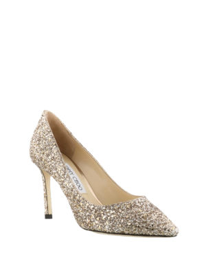 Jimmy Choo: court shoes online - Roomy 85 sophisticated pumps