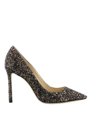 Jimmy Choo: court shoes - Roomy 100 sophisticated pumps