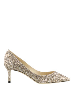 Jimmy Choo: court shoes - Roomy 60 sophisticated pumps