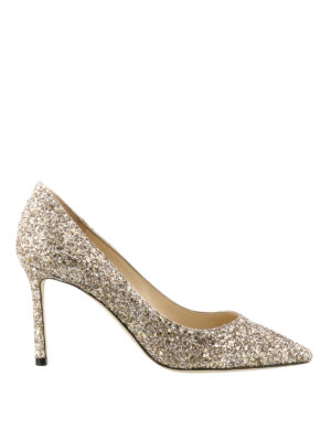 Jimmy Choo: court shoes - Roomy 85 sophisticated pumps