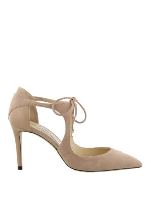 Jimmy Choo: court shoes - Vanessa 85 pumps