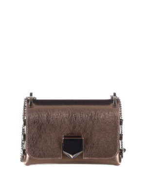 Jimmy Choo: cross body bags - Lockett Mini cross body bag